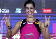 An Se Young Tersingkir, Carolina Marin Tembus Perempat Final Syed Modi International