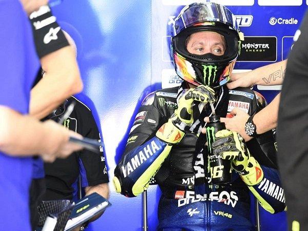 Yamaha Mulai Tunjukkan Peningkatan, Peluang Rossi Perpanjang Kontrak Makin Lebar