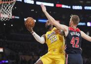 Los Angeles Lakers Pukul Mundur Washington Wizards