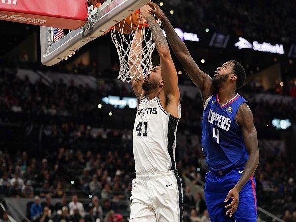 Spurs Sukses Pulangkan Clippers Dengan Tangan Hampa