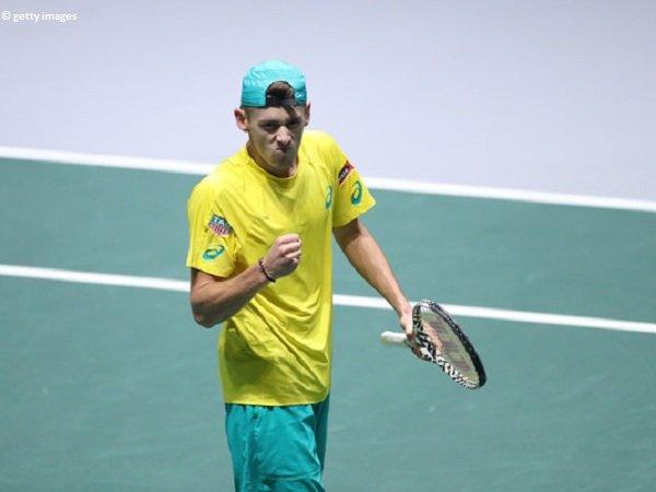 Alex De Minaur Dan Nick Kyrgios Bersemangat Untuk Lakoni ATP Cup