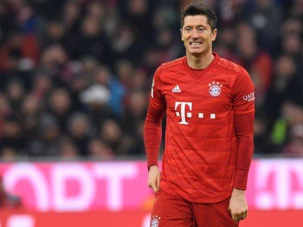 Gagal Cetak Gol, Bayer Leverkusen Ejek Lewandowski