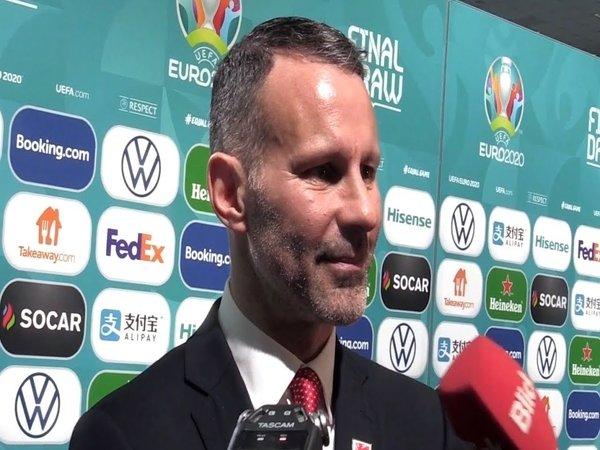Satu Grup dengan Italia di Euro 2020, Begini Komentar Ryan Giggs