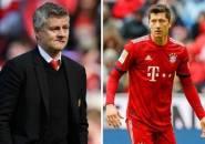 Solksjaer Didesak Datangkan Lewandowski ke Manchester United