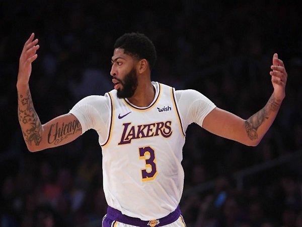 Anthony Davis Belum Puas Jika Lakers Belum Jadi Juara NBA