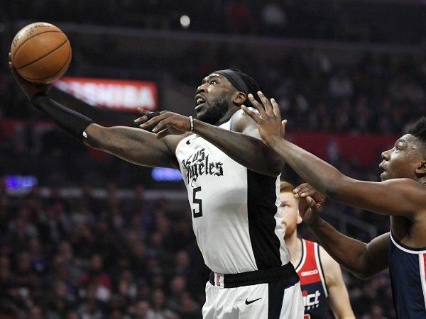 Bermain Garang, Clippers Kalahkan Wizards Dengan Skor Telak