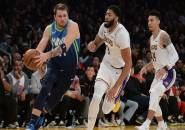 Dallas Mavericks Putus Tren Kemenangan Milik Los Angeles Lakers