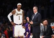 Frank Vogel Komentari Kekalahan Lakers Dari Mavericks