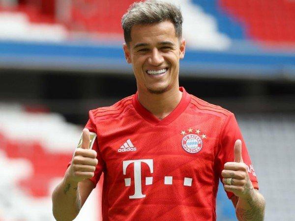 Philippe Coutinho Buka Peluang Menetap di Bayern Munich