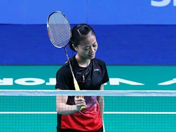 SEA Games 2019: Fitriani Kecewa Kembali Gagal Sumbang Poin Lawan Singapura