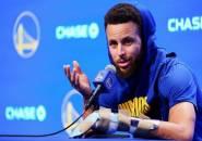Stephen Curry Optimistis Warriors Bisa Berjaya Jika Semua Pemain Fit