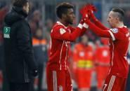 Coman Ingin Ikuti Jejak Franck Ribery di Bayern Munich