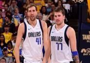 Dirk Nowitzki Terkejut Dengan Perkembangan Luka Doncic di NBA