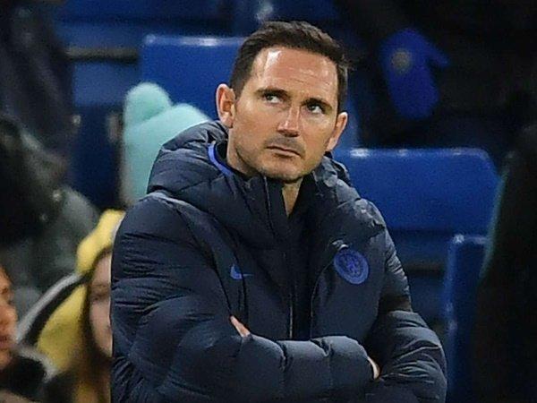 Lampard: Kekalahan Bagian dari Proses