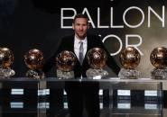 Raih Ballon d'Or Keenam, Messi Yakin Masih Bisa Berkembang