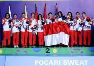 Sea Games 2019: Raihan Medali Perak Untuk Beregu Putri Sesuai Target