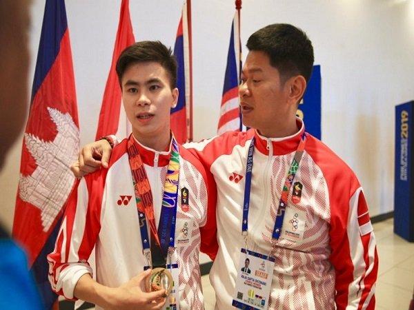 SEA Games 2019: Menpora Apresiasi Kegigihan Edgar Marvelo Dalam Meraih Medali Emas