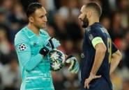 Lucu! Keylor Navas Nyaris Salah Ruang Ganti Saat PSG Lawan Real Madrid