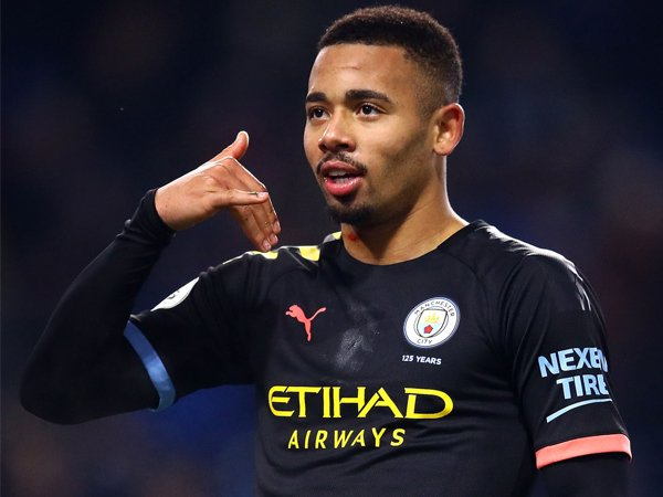 Brace Gabriel Jesus Jadi Bukti Manchester City Memang Membutuhkannya
