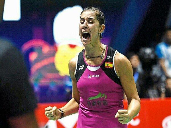 BWF Ranking: Carolina Marin Tembus Peringkat 11 Dunia
