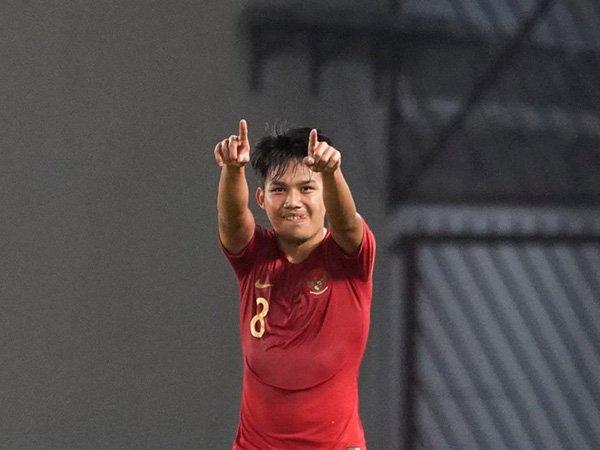 Cetak Gol di Laga Debut, Indra Tak Jamin Witan Sulaeman Akan Turun Sebagai Starter