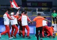 Pastikan Kemenangan Tim Putra, Wahyu/Ade: Kemenangan Ini Untuk Indonesia
