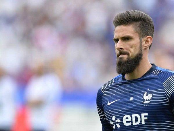 Sanchez Sembuh, Inter 'Kehilangan Rasa' Pada Olivier Giroud