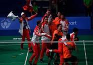 SEA Games 2019: Susy Susanti Komentari Kesuksesan Timnas Beregu Putra Raih Medali Emas