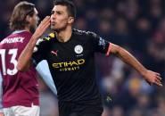 Usai Cetak Gol Pertama Bagi Man City, Rodri Dapat Pujian dari Guardiola