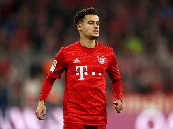 Sosok Penting Yang Bikin Coutinho Gabung Bayern Munich