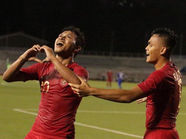 Top Skor Timnas Indonesia U-23 Optimistis Taklukkan Laos