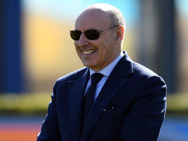 CEO Inter Jagokan Juventus Rengkuh Scudetto Musim ini