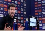 Jelang vs Villarreal, Diego Simeone Tanggapi Kritik yang Ditujukan Pada Atletico Madrid
