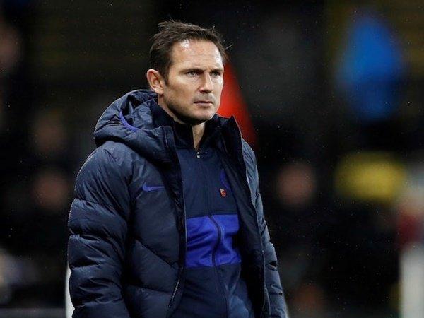 Lampard Akui Ada 'Tantangan' yang Menanti Chelsea soal Transfer