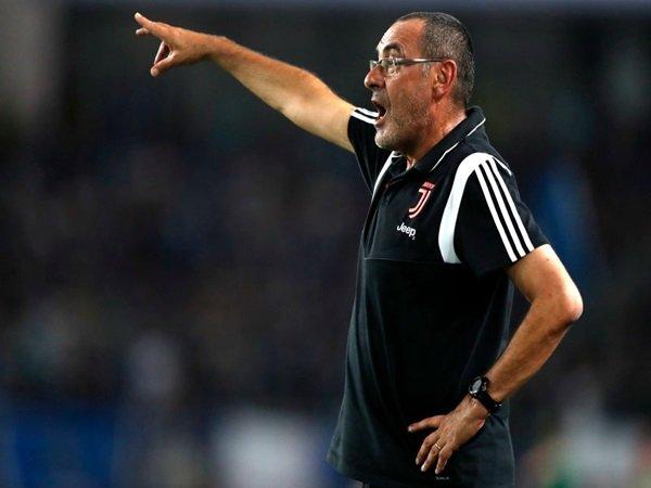 Lazio Ancam Rekor Tak Terkalahkan Sarri di Juventus