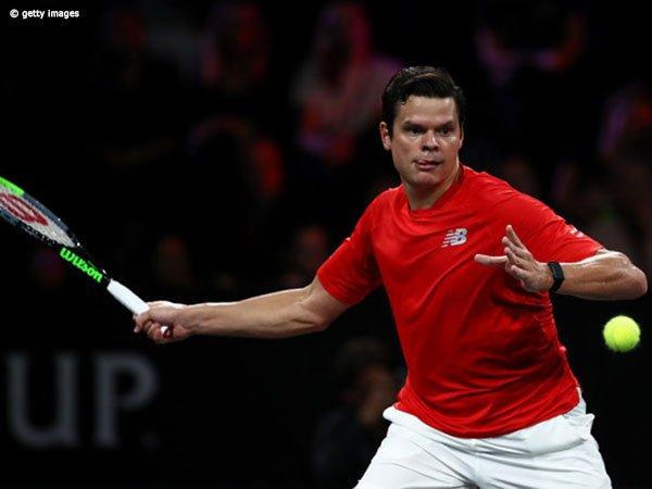 Milos Raonic Bergabung Dengan Nadal Dan Djokovic Di Padang Pasir