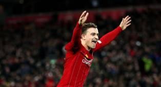 Raih Gelar Liga Premier Bersama Liverpool Jadi Mimpi Shaqiri