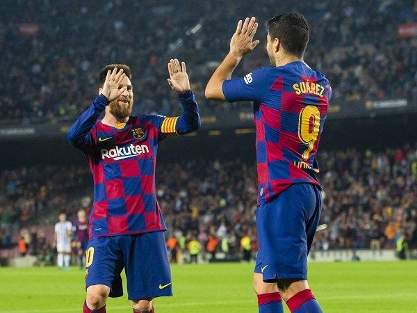 Suarez Klaim Pernyataan Messi Soal Pensiun Telah Disalahartikan