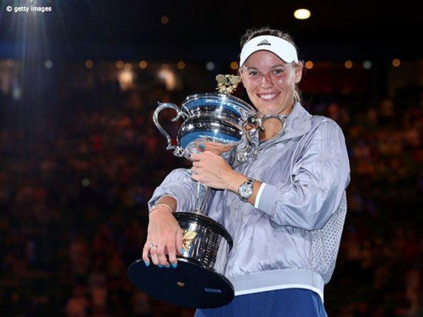 Usai Australian Open Musim 2020, Caroline Wozniacki Putuskan Gantung Raket