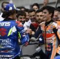 Alex Rins Berharap Bisa Kalahkan Marquez Lagi Musim Depan