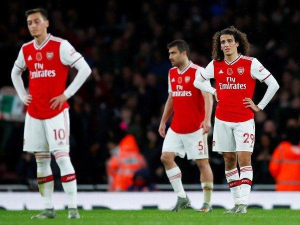 Arsenal Diklaim Sudah Kehilangan Reputasi sebagai Klub Besar