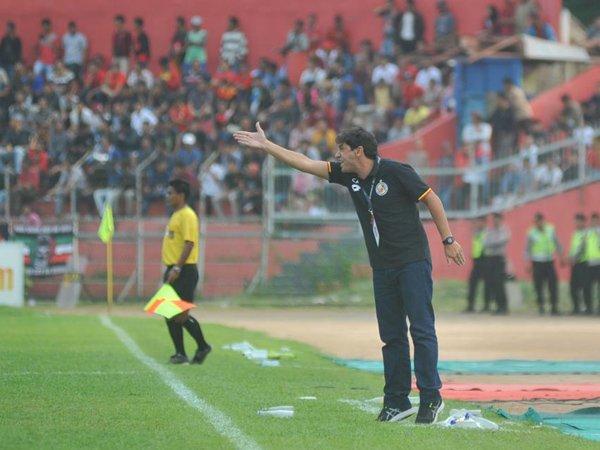 Ini Kunci Kemenangan Semen Padang FC di Markas Barito Putera
