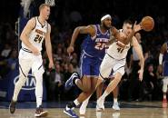 Kalah Dari Nuggets, Knicks Makin Terpuruk di Dasar Klasemen Konferensi Timur