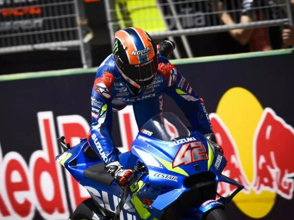 Puas dengan Motor Suzuki, Alex Rins Mulai Tebar Ancaman