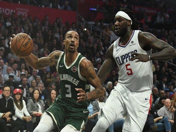 Tampil Garang, Bucks Pulangkan Clippers Dengan Tangan Hampa