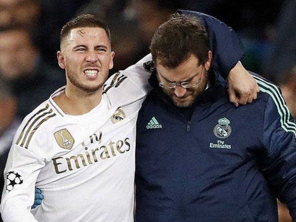 Zidane Redakan Kecemasan Soal Cedera Hazard