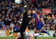 Bobol Gawang Mallorca dengan Tumit, Suarez Temukan Gol Terbaik dalam Kariernya