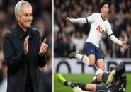 Cetak Gol Ajaib vs Burnley, Mourinho Bandingkan Son Dengan Ronaldo