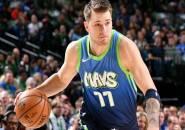 Dallas Mavericks Pulangkan New Orleans Pelicans Dengan Tangan Hampa