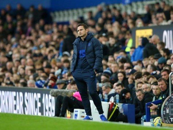 Kalah 3-1 dari Everton, Lampard Kecam Kecerobohan Tim Chelsea